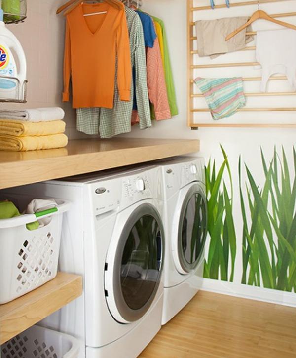 DIY Small Laundry Room Organisation Ideas - venus zarin on Small Laundry Ideas  id=64445