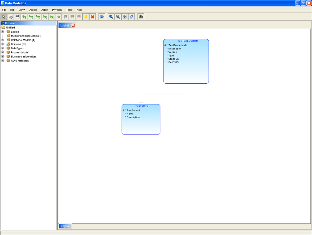 Finally a good tool for Data Modeling: Oracle SqlDeveloper Data Modeling (1/6)