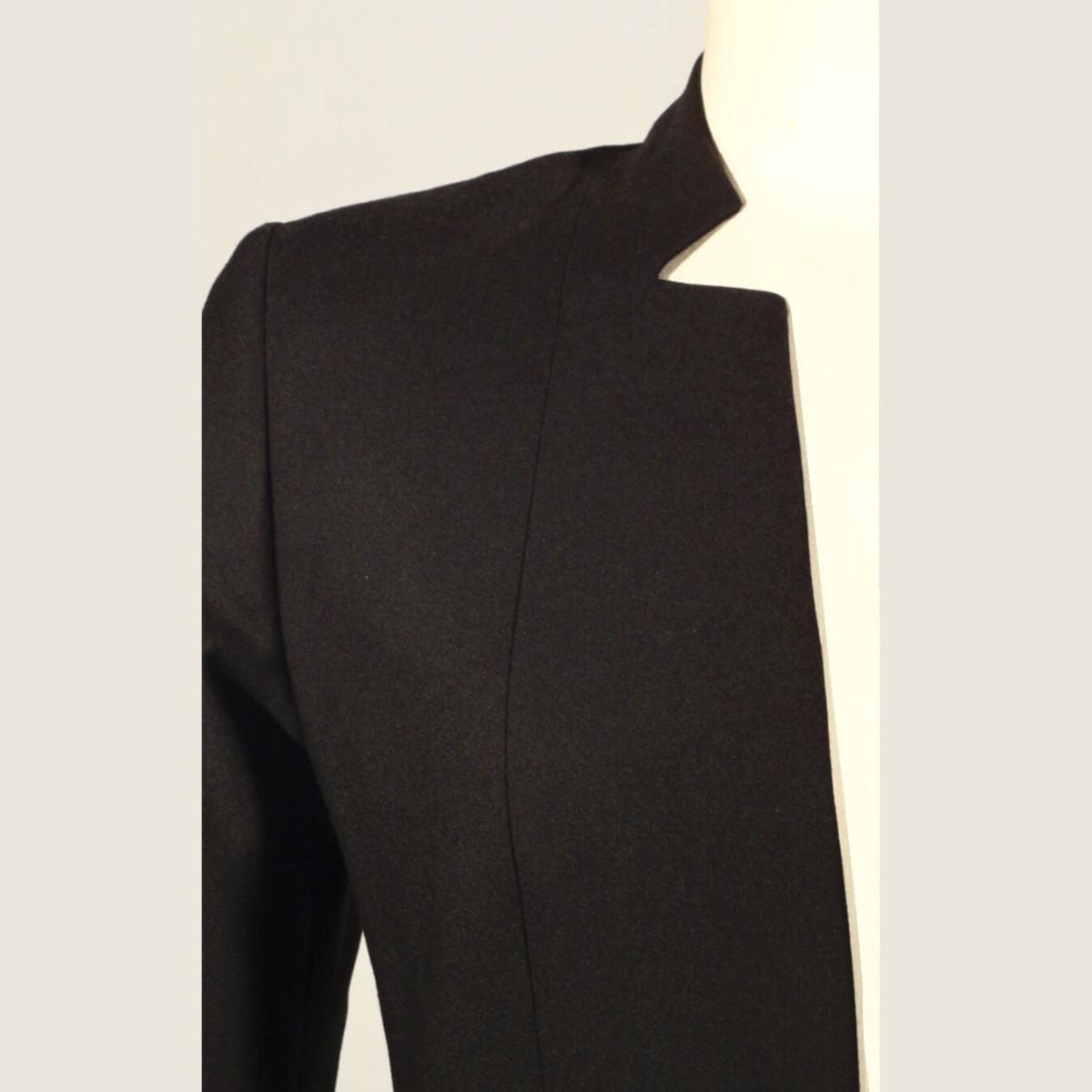 riverside veste F detail noir