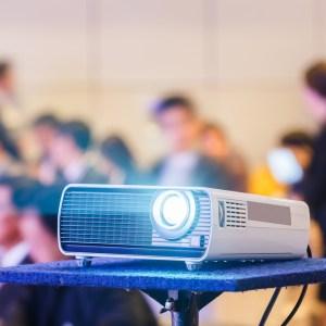 Videotechnik für optimale Seherlebnisse mieten