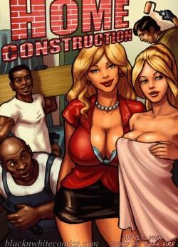 The Home Construction Comic XXX