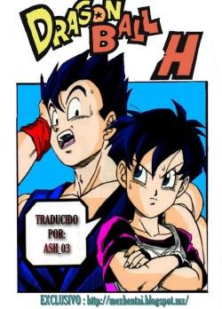 Dragon Ball H a color