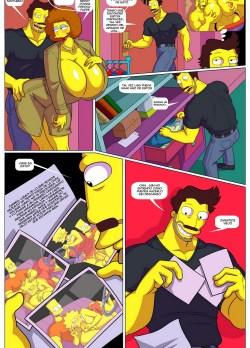 La Aventura de Darren 9 – Los Simpsons