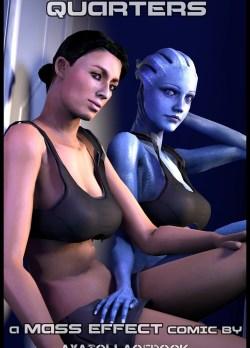 Close Quarters – Mass Effect