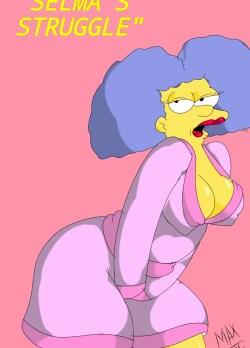 Selma's Struggle – The Simpsons