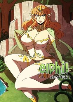 Elphi! 1– Kinkymation