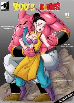 Buu's Bodies 1 – Dragon Ball Z