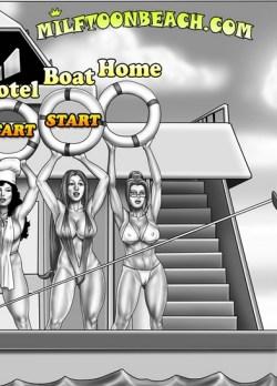 Hotel Boat Home – MilftoonBeach