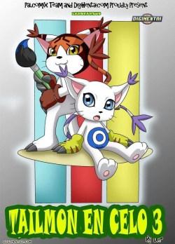 Gatomon en Celo 3 – Digimon