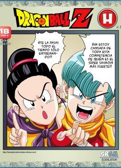 Dragon Ball H – Super Saiyajin Sexual