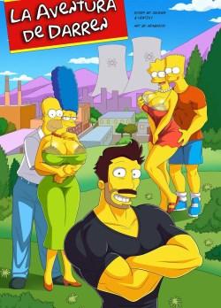 La Aventura de Darren 1 – Los Simpsons