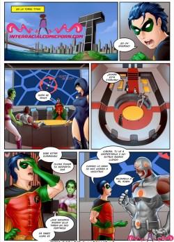 Superheros – InterracialComicPorn