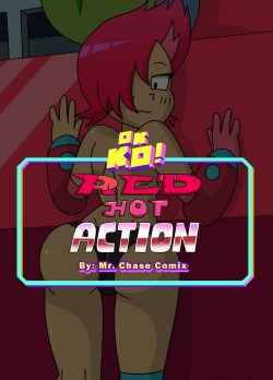 Red Hot Action – Mr.ChaseComix