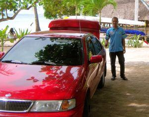 Driver/Tour guide: Janny Joy Betarmos 09216328668