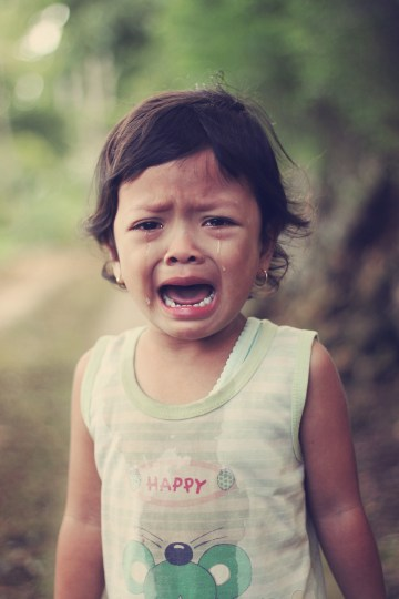 Tantrums and Meltdowns in Kids | Stitches & Words http://verabear.net
