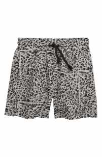 SOMETIME SOON Splash Swim Trunks, Main, color, WHITE/ BLACK