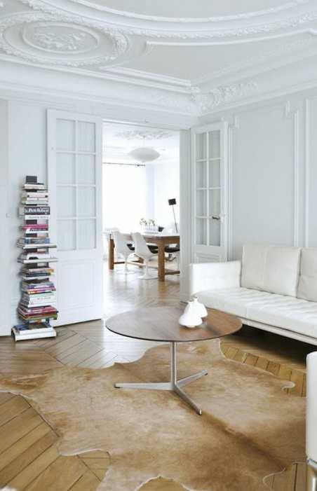 books in a corner