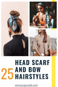 hair scarf accessories