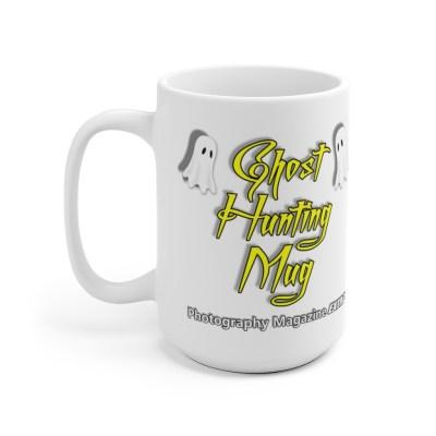 15 Ounce Ghost Hunting Mug