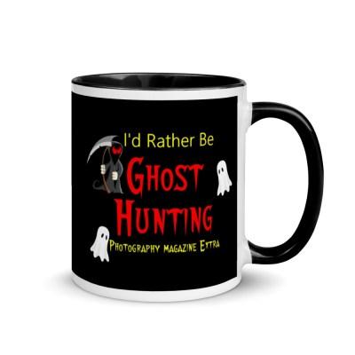 Ghost Hunting Mug