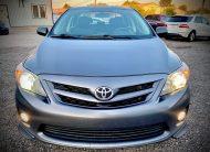 2013 Toyota Corolla S – Manual – Loaded – Certified!