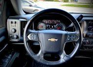 2017 Chevrolet Silverado 1500 CrewCab – Z71 Package – Leather – Navigation – Certified!