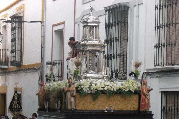 Próximo domingo 2 de junio, Solemnidad del Corpus Christi 2013