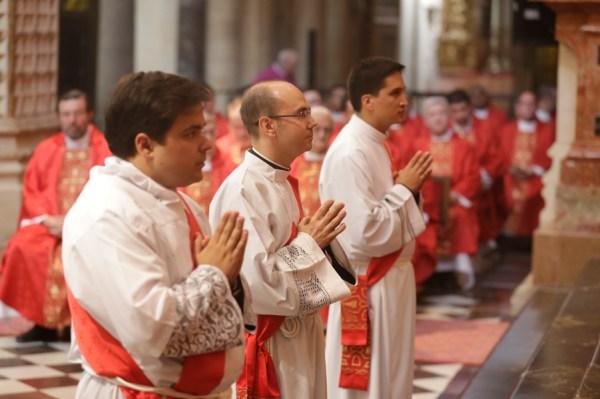 D. José Luis Moreno Modelo, nuevo Vicario Parroquial de Santiago