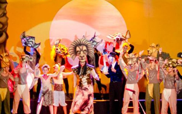"""El Teatro Garnelo acogerá el musical """"El Rey León"""", tras su éxito de verano"""