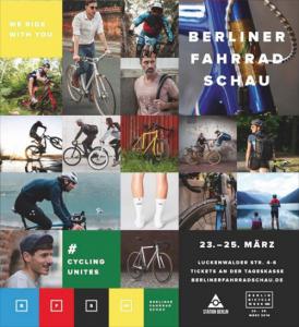 Berlin 2018 cycling caps