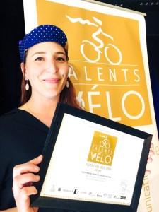 Talents du Vélo 2019, catégorie style : Vera Cycling