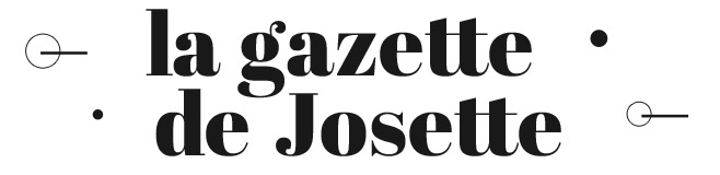 gazette de josette