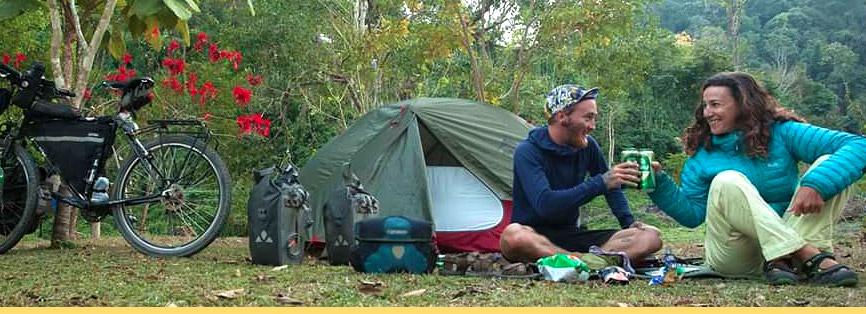 Pedalistan Campement