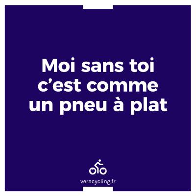 Déclarations d'Amour Vélo - Vera Cycling
