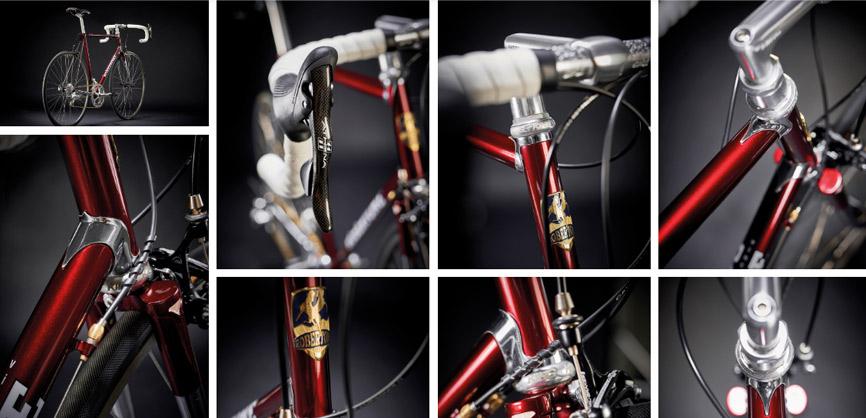 Robertone Classic Chrome Bike