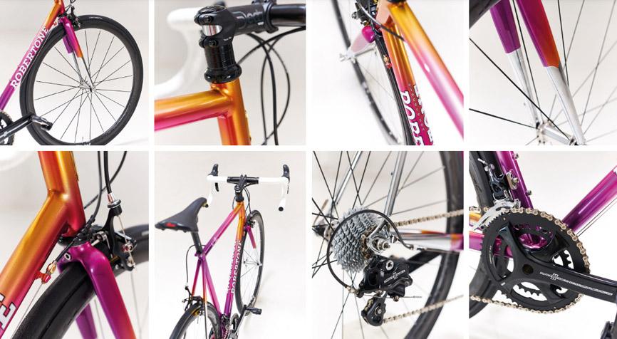 Robertone Rocket Max Bike