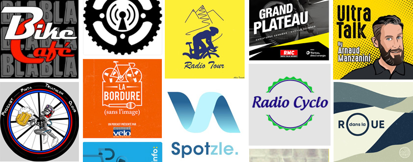 Podcasts vélo français
