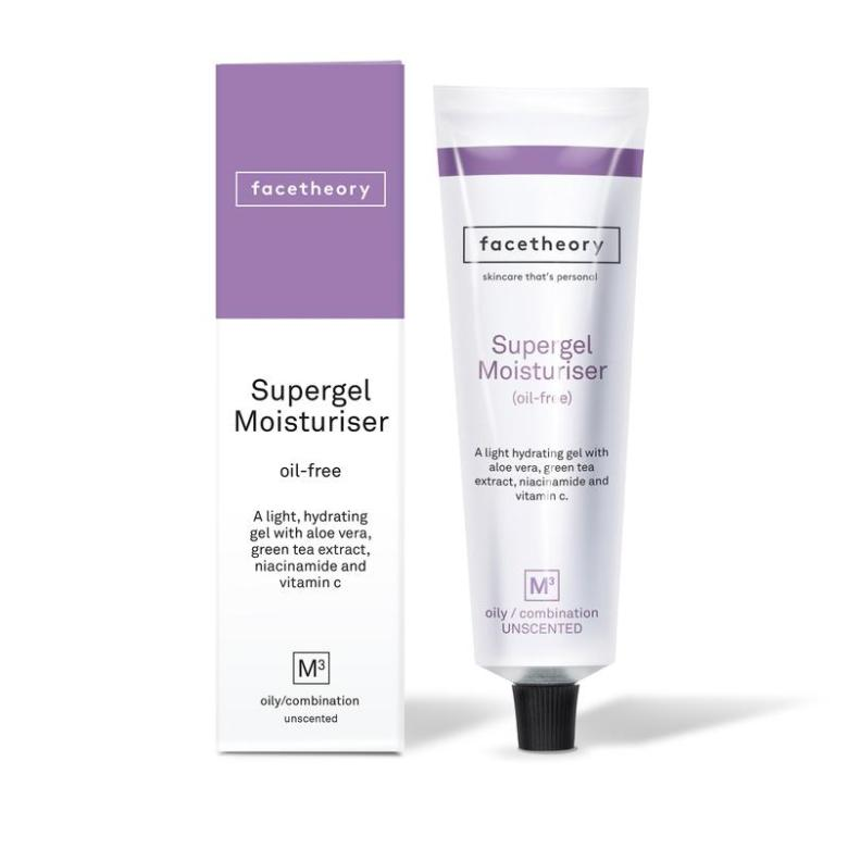 Face Theory supergel Oil Free Moisturizer