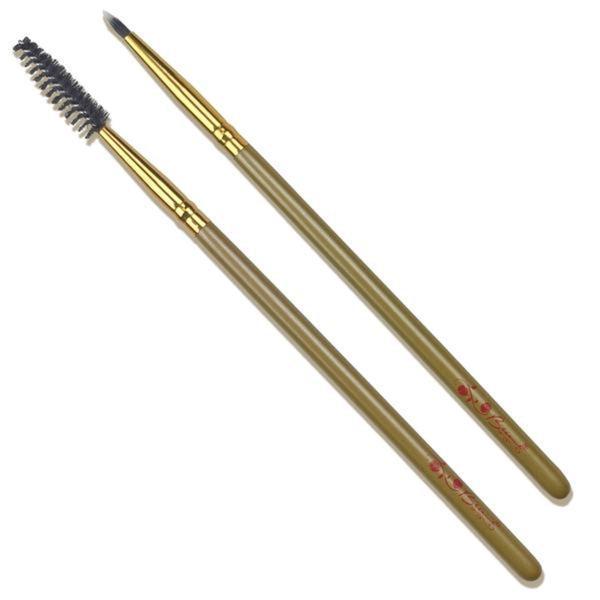 sustainable brand makeup and cosmetics BÉSAME-COSMETICS-MASCARA-BRUSH set