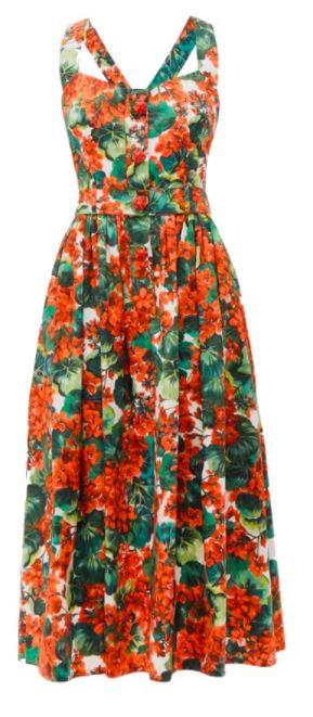 Dolce&Gabbana Geranium Print  HEWI or to buy at the HEWI plataform or discover more at veragallardo.com site