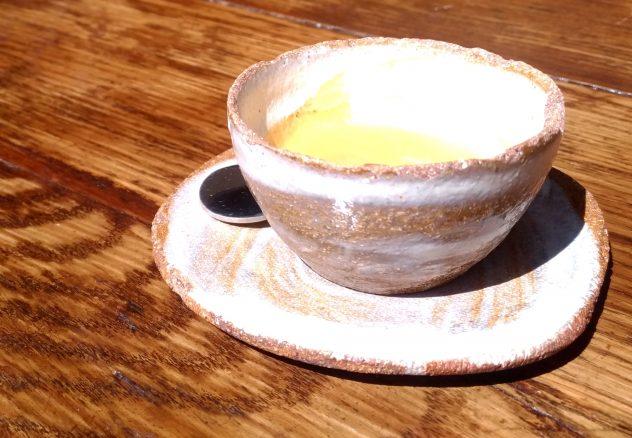 café au restaurant Dilia