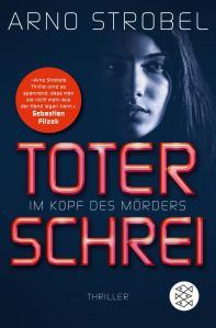 Buch Arno Strobel Toter Schrei