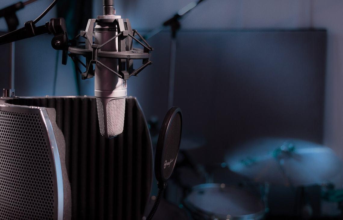 Mikrofon - Hörbuch