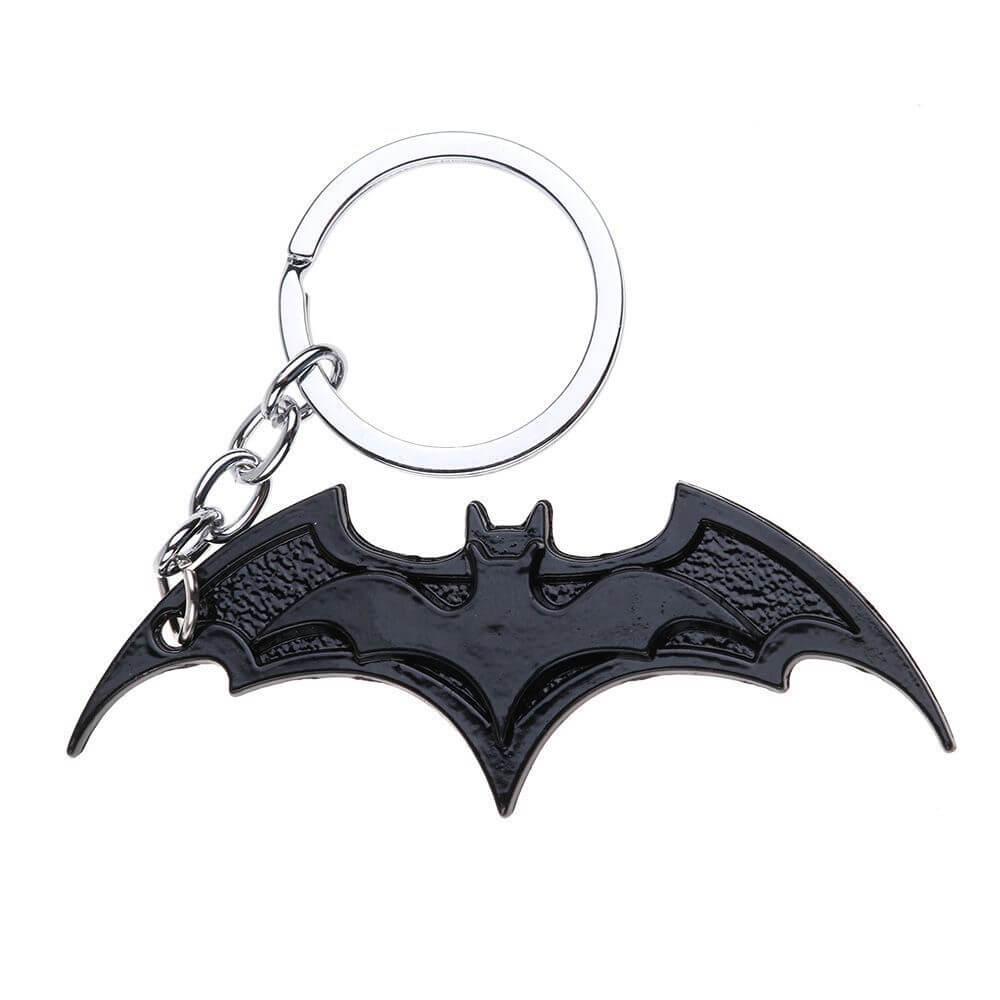 Llavero Colgante Organizador Batman De Acero Inoxidable Caballero