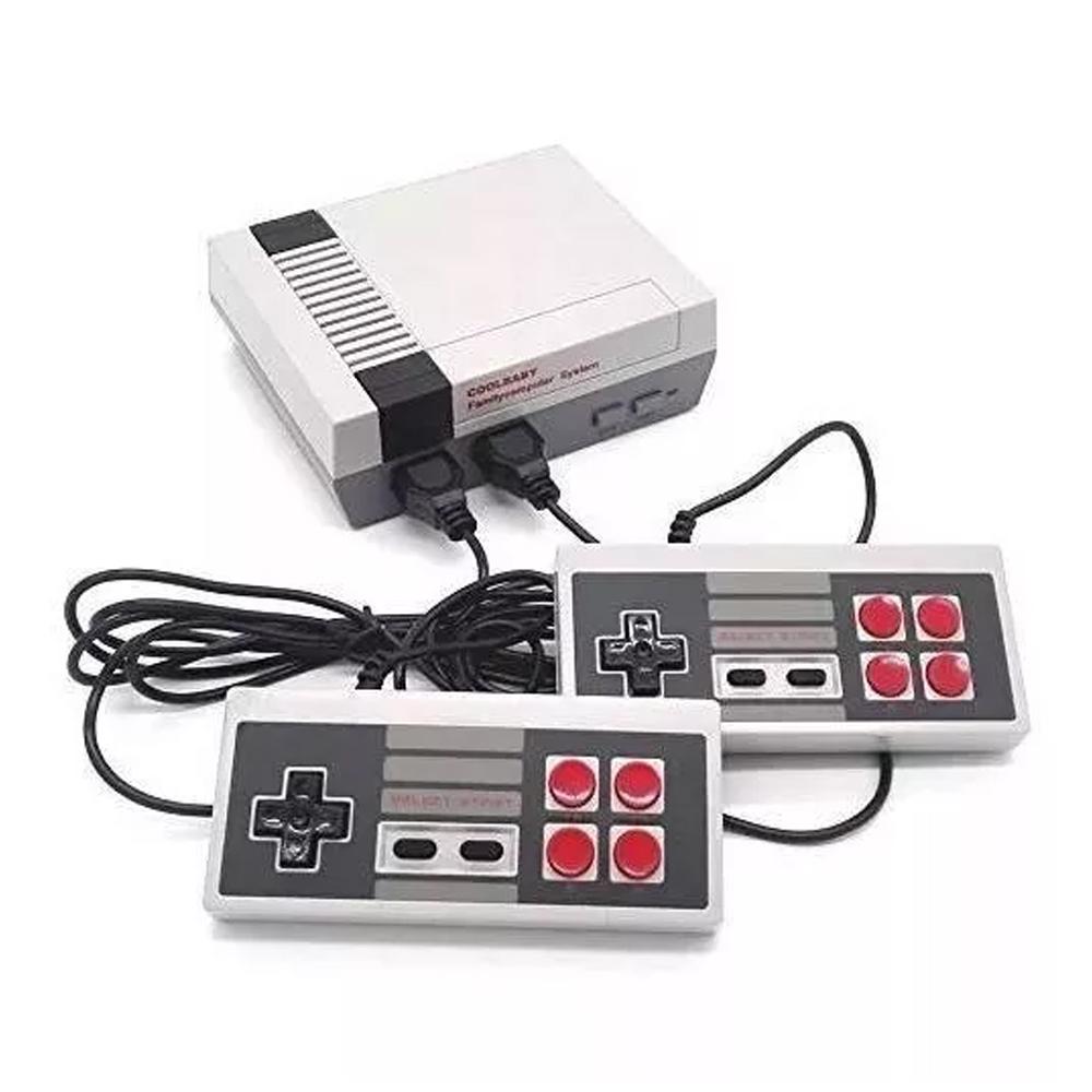 Cool Baby Mini Consola Hd Videojuego Retro Hdmi 600 Juegos
