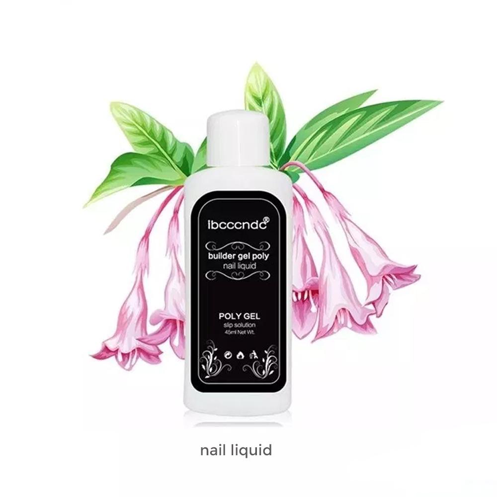 Slip Solución Inodoro Alcohol Para Polygel De 45ml
