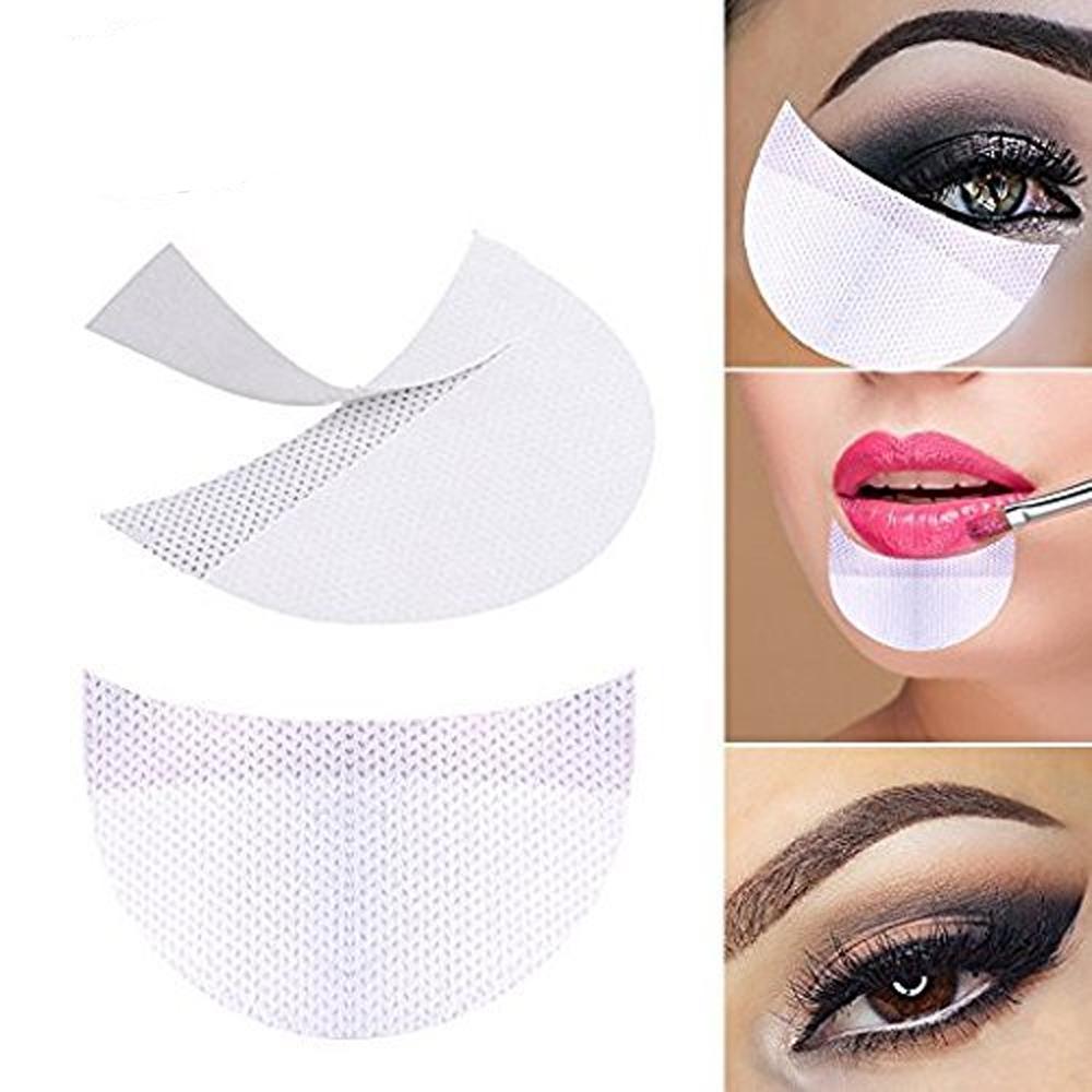 Parches Hipoalergénicos Aplica Maquillaje Sin Ensuciar 15 Pares