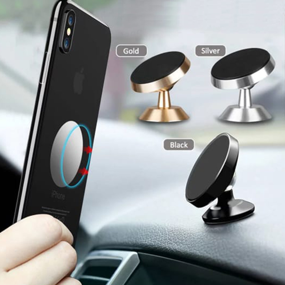 Soporte Universal Celular Magnético Para Auto