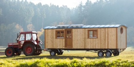 agrarische grond tiny house