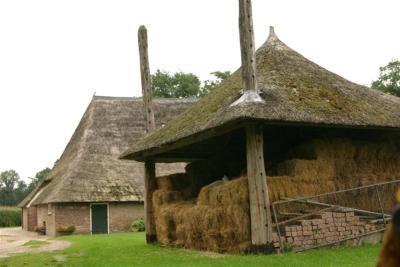 oude hooiberg
